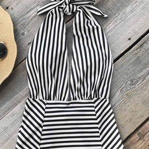 NWT One Piece Bathing Suit XL